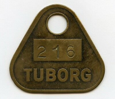 Denmark Danish Medal Awarded Champions Tuborg Factory Nice Grade !! Pins Collectibles