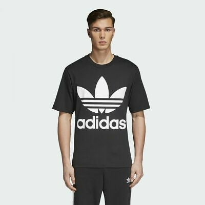 adidas Originals Trefoil T Shirt In Green CD9304