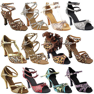 """~50 SHADES of SNAKE~ 2.5"""" Heel Dance Dress Shoes Collections-I by Party Party"""