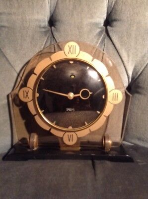 Art Deco Smiths mantle clock