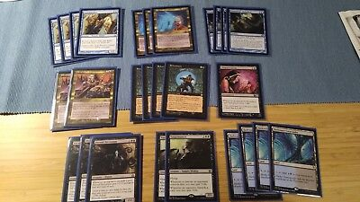 Spielfertiges Abwurf Discard Deck - Magic MtG 60 Karten - 11 Rares
