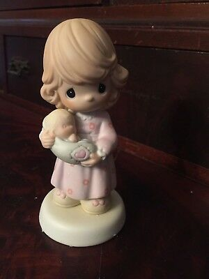 Precious Moments Always Close To My Heart #4001645 - BRAND NEW with Box