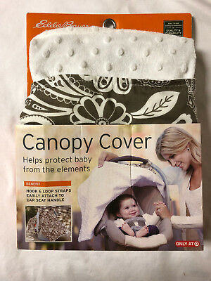 Eddie Bauer Infant Car Seat Canopy Cover