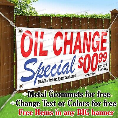 red NEW TIRES Vinyl Banner Sign 4x20 ft auto service repair New