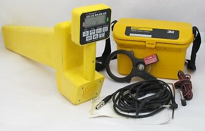 3M Dynatel Buried Line/Cable/Fault Locator Wand & Transmitter 2273