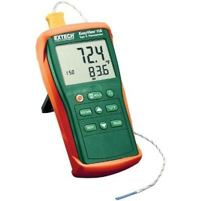 Dew Point Thermo Hygrometer LCD Display Data Hold Backlit Specialty Meter
