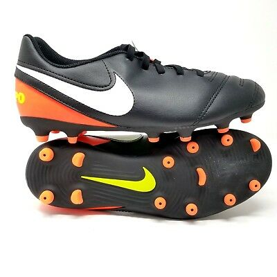 release date: 16fcd 9c333 Nike Tiempo Rio III FG Firm Ground Kids Youth Size 5.5Y Soccer Cleats  819195 018