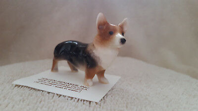 Hagen Renaker Dog Corgi Figurine Miniature Collect Gift New Free Shipping 03305