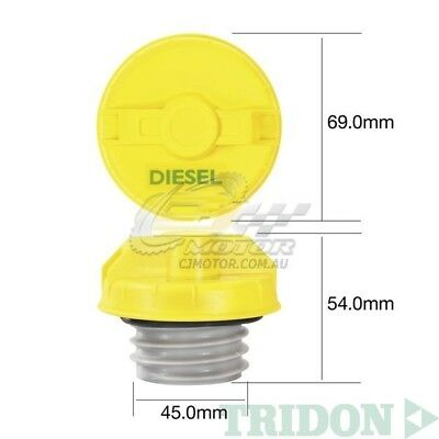 GGN25R 03//05-06//11 V6 4.0L TRIDON FUEL CAP NON LOCKING FOR Toyota Hilux GGN15R