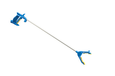 Reacher - 60,75 and 90cm, Lightweight, Easy Grip, With Magnet, Rotatable Jaws!