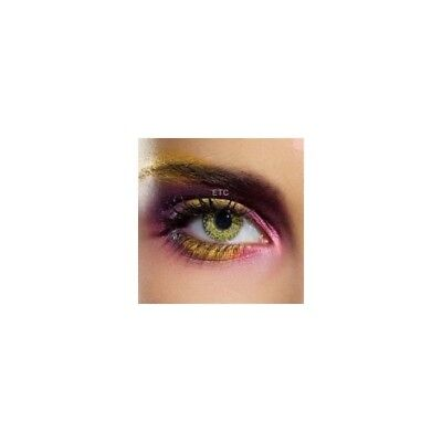 Lentilles contact couleur 1 ton Gold color lenses
