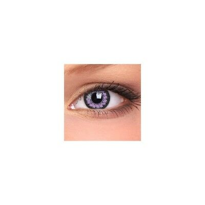 Lentilles couleur Big Eyes violet G225 -eye color lens