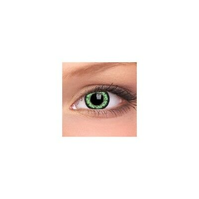 Lentilles Big Eyes vert G225 eye contact color lenses