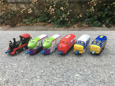 Tomy Chuggington Metal Toy Trains Brewster/KOKO/Old Puffer Pete/Wilson New Loose