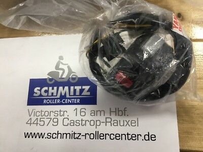 YAMAHA SR TW 125  Lenkerschalter Li / Handle Switch 5EK-83972-00 Neu / New!