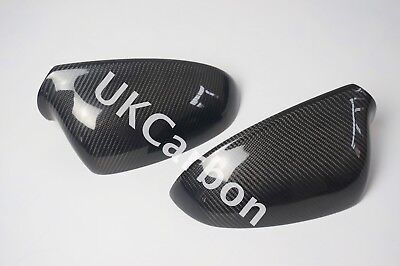Vauxhall / Opel ASTRA J Carbon Fibre Mirror Covers Replacements 2010-2016