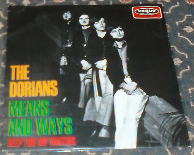 "The Dorians : Means and Ways,Vogue,7"",im Bildcover"
