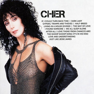 Cher: Icon CD (Greatest Hits / The Very Best Of)