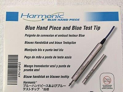 Ethicon Endo-Surgery Harmonic Blue Hand Piece & Blue Test Tip, REF HPBLUE