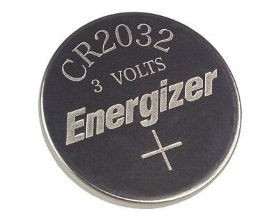 4 Piece Fresh ENERGIZER CR2032 WATCH BATTERIES 3V LITHIUM CR 2032 DL2032 BR2032