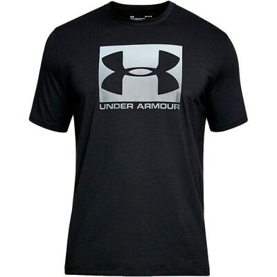 Under Armour Camiseta Fitness Hombre Ua Boxed Sportstyle Ss