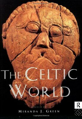 The Celtic World (Routledge Worlds) Hardback Book The Cheap Fast Free Post