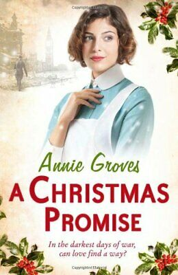 A Christmas Promise by Groves, Annie Book The Cheap Fast Free Post