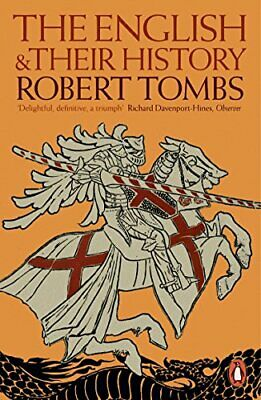 The English and their History by Tombs, Robert Book The Cheap Fast Free Post