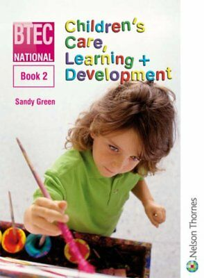 BTEC National Children's Care Learning: Book 2: Bk. 2 by Sally Foster Paperback