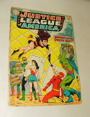 %  1963 Justice League Of America #23 Comic Book 2.5 Condition