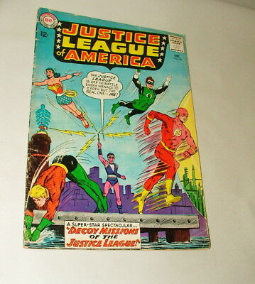 %  1963 Justice League Of America #24 Comic Book 3.0 Condition