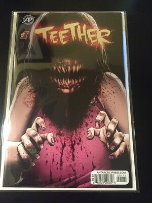 Teether #1 1st Print Antarctic Press Comics 2018 (Sold Out)
