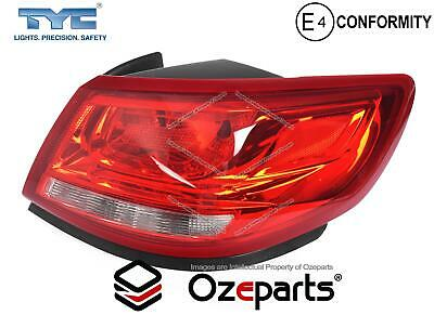 Holden Commodore VF S1 Evoke SV6 SS 2013~2015 RH Right Hand Tail Light Lamp