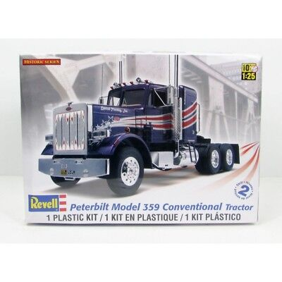 Revell 1/25 Peterbilt 359 Conventional Tractor Kit 95-85-1506 (New)