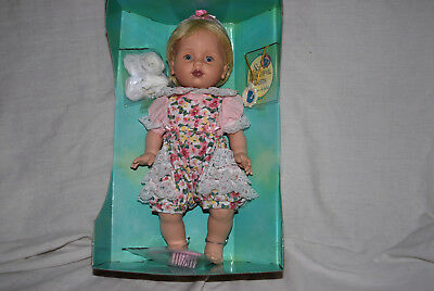 14 Inch Baby Doll So Beautiful Vinyl Displayed In Her Box By Playmate  Usa. #2