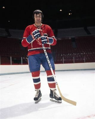 Guy Lapointe Montreal Canadiens 8x10 Photo