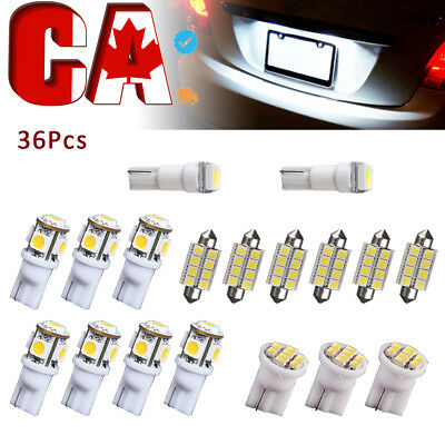 20 X Warm White 1156 18 SMD RV Camper Trailer LED Interior Light Bulbs