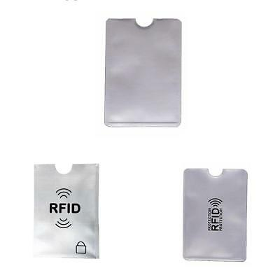 Passport Credit Cards Protector RFID Blocking Case Sleeve Shield Holder Cover10x