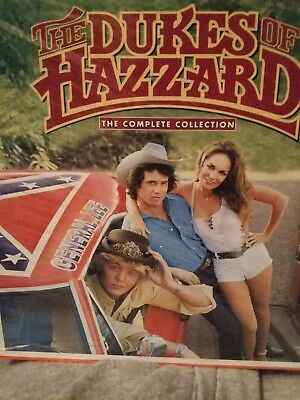 Dukes of Hazzard complete collection +2 movies