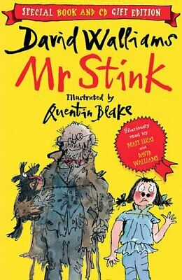 Mr Stink by Walliams, David Book The Cheap Fast Free Post