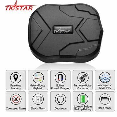 TKSTAR tk905 Car Vehicle GPS Car GSM Magnet Hidden Spy Waterproof Tracker
