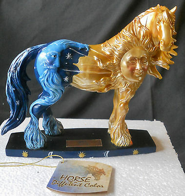 NIB WESTLAND 2011 CELESTIAL CLYDESDALE #1024 /10,000 Horse of a Different Color