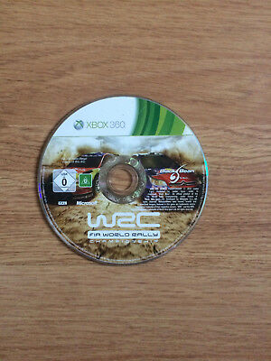 WRC: FIA World Rally Championship for Xbox 360 *Disc Only*