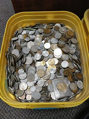 1 Pound 1 Lb Israel Coins Mix! Order By The Pound! Bulk Lot! Wholesale Israeli