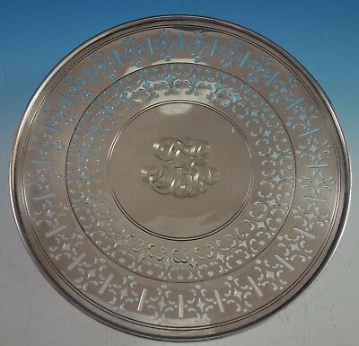 Old French by Gorham Sterling Silver Cake Plate #6032A (#2087)