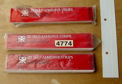 Paterson Selbstklebestreifen-Self-adhesive Strips for mounting proof sheets-70 S