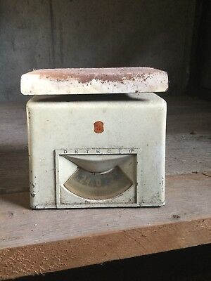 Detecto scale, still works!! TLC needed