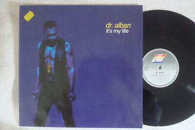 """Dr.alban - It's My Life - Extended Club Mix - 12"""" Maxi !!!"""