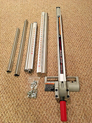 """Craftsman 10"""" Table Saw Align-A-Rip Fence & Guide Rails, for 27"""" deep tables"""