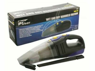 12V Car Vacuum Cleaner Hand held Bagless Plug & Play Pro User